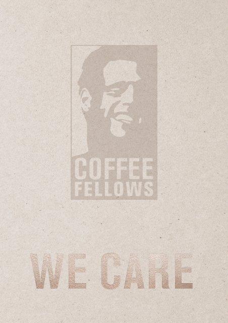 Coffee Fellows Nachhaltigkeitsbericht englische Version