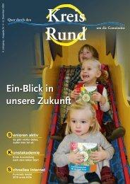 KreisRund Magazin Kreis Düren (12/2009)
