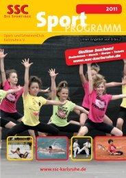 Online Buchen - Sport und Schwimmclub Karlsruhe eV