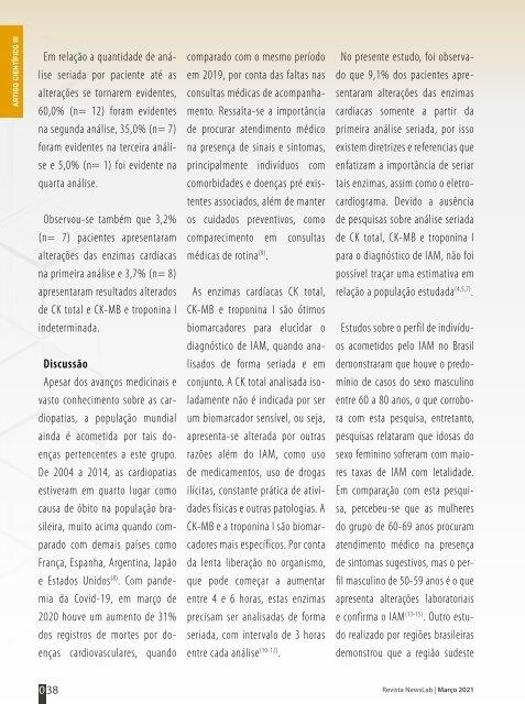 Revista Newslab Edição 164