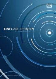 EINFLUSS-SPHÄREN - DIN Software GmbH