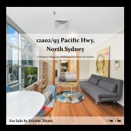 12A02/93 Pacific Hwy, North Sydney