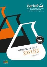 Bartelt Main Catalogue 2021/23