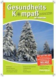 Ausgabe 1/2012 - Gesundheitskompass Mittelhessen