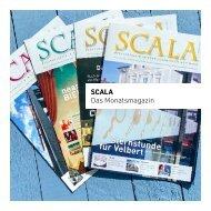 SCALA - Das Monatsmagazin