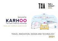 Travel & Hospitality Awards | Travel Innovation, Design & Technology 2021 | www.thawards.com