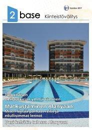 Syyskuu 2017 - 2Base Online Magasin (Suomalainen)