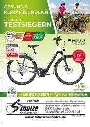 Fahrrad Schulze - 22.03.2021
