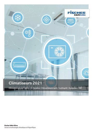 Climatiseurs 2021