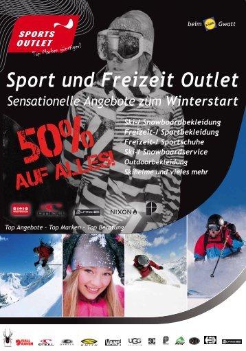 Sport Und Freizeit Outlet - SPORTSOUTLET