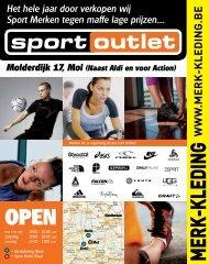 Molderdijk 17, Mol - sport-outlet