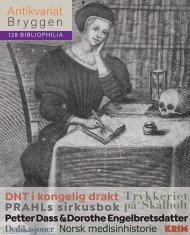Antikvariat Bryggen - Katalog 129 - Bibliophilia