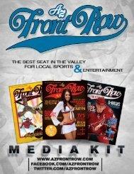 Media Kit - AZ Front Row