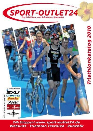 Triathlon Textilien - Zubehör - Sport-Outlet24