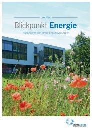 Blickpunkt Energie Ausgabe 01/2020