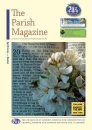 The Parish Magazine April 2021