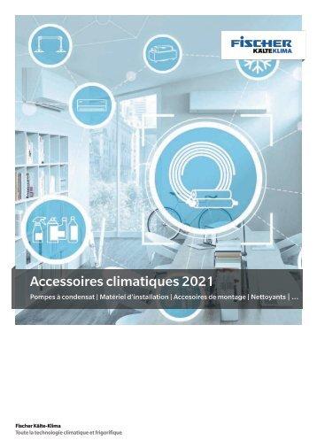 Accessoires climatiques 2021