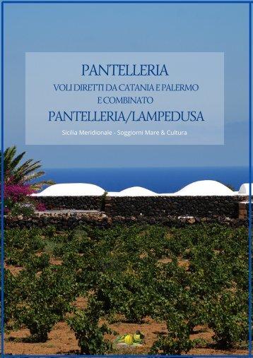 PANTELLERIA DALLA SICILIA
