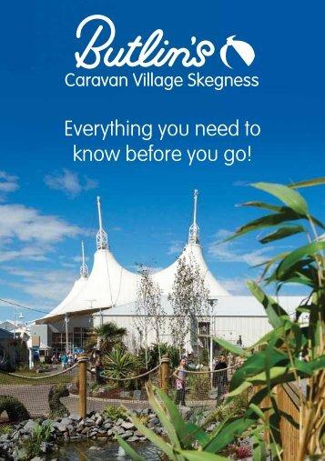 01754 614444 - Butlins Skegness Caravan Village