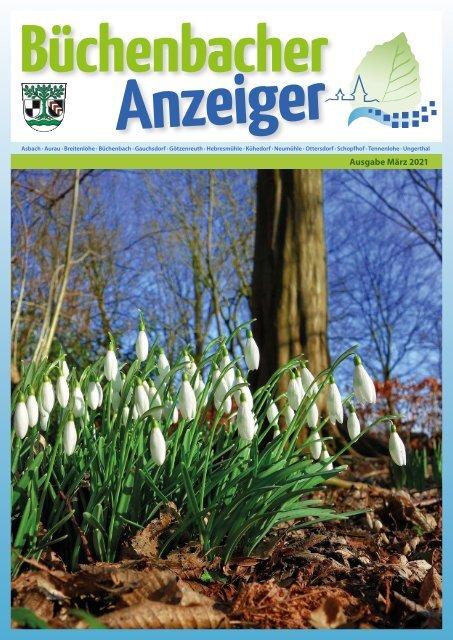 März 2021 - Büchenbacher Anzeiger