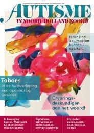 Autisme in Noord-Holland Noord