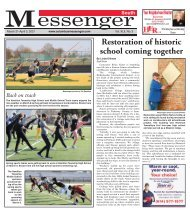 South Messenger - March 21st, 2021