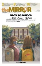 The Mirror   Van Nuys High School   March 2021   Volume 107  Issue 3