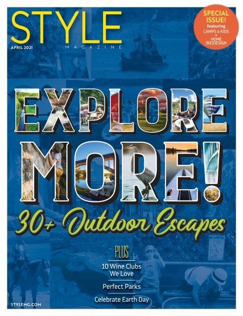 Style Magazine - April 2021
