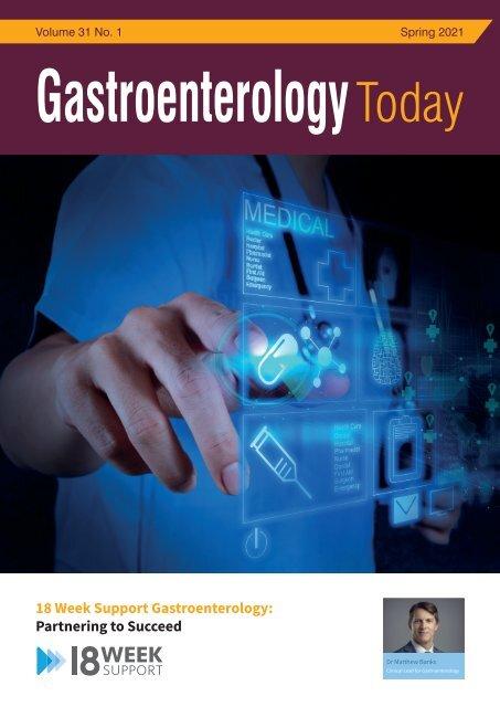 Gastroenterology Today - Spring 2021