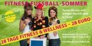 Fitness & Wellness - Sportpalast - Fitnessclub - Lindlar