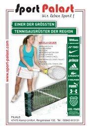 www .sport-palast.com EINER DER GRÖSSTEN ...