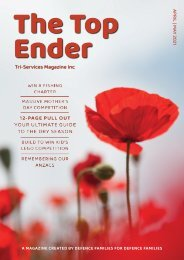 The Top Ender Magazine April May 2021 Edition