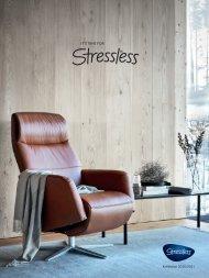 Interliving FREY - Stressless Katalog 2020/2021