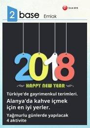 Ocak 2018 - 2Base Online Magazin (Türkçe)