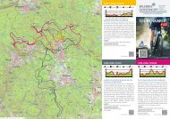 Tourenkarte BikeGuide 2021/2022