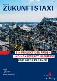 Projekt Zukunftstaxi Hamburg