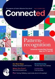 Connected issue 22