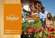 Katalog downloaden - Hotel Weiher