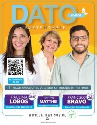 DATO AVISOS ORIENTE - EDICION MARZO 2021