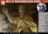 Willi in Rom VII Maße, Sport Wie benutzt man einen ... - Die W-Akten