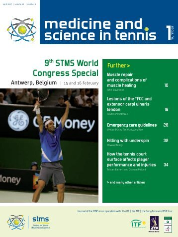 9th STMS World Congress Special - ITF