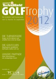Golf Trophy - Expert Technomarkt