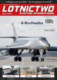 Lotnictwo Aviation International 3/2021 short