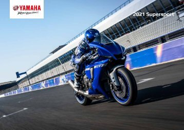 2021 Supersport Prospekt