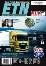 Euro Truck News Digital Nr. 04/2021