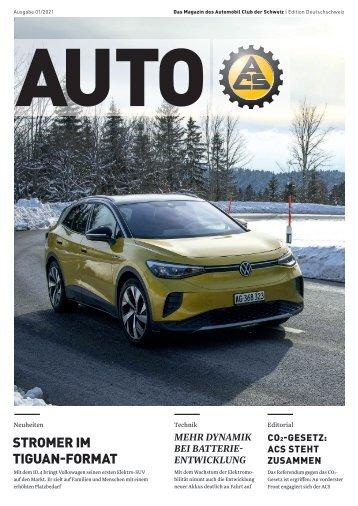 Automobil Club der Schweiz 2021