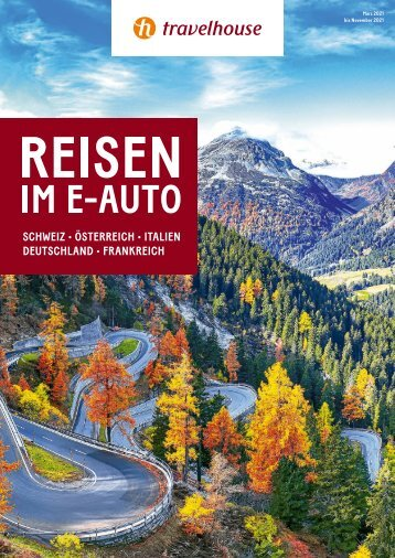 Reisen im E-Auto 2021