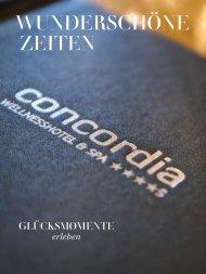 Concordia Prospekt 2021