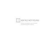 audius CRM Mobile Service Broschüre Deutsch 30 years