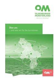 Über den Verbund Oldenburger Münsterland  - und was wir für Sie tun können